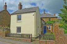 Cottage to rent in Banbury Road...
