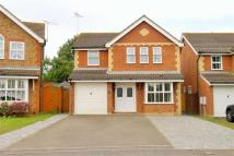 4 bedroom Detached property for sale in Ten Acre Way, Rainham...