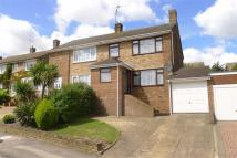 3 bedroom semi detached home for sale in Lonsdale Drive, Rainham...