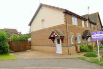 End of Terrace property to rent in Burrstock Way, Rainham...
