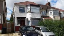Evelyn Avenue semi detached house to rent
