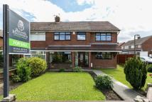 semi detached home for sale in Clap Gate Lane...
