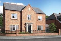 4 bed new property in Stoney Brow, Roby Mill...