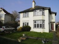 Detached home in Drakes Avenue, Exmouth