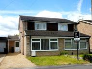 3 bedroom semi detached property to rent in Offas Close, Benson