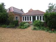 Detached Bungalow in FANHAMS HALL ROAD, WARE