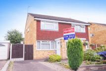 2 bed semi detached property in FARNHAM CLOSE, MICKLEOVER