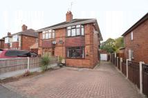 3 bedroom semi detached house in ST ALBANS ROAD, DERBY