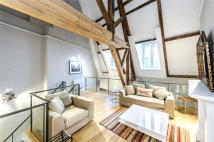 Apartment in St Pancras Chambers...