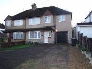 semi detached home in SNODLAND, ME6