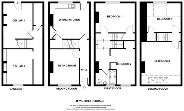 Exciting Terraced House Floor Plan Gallery Best inspiration home