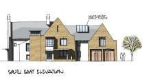 new property in Clarence Drive, Menston