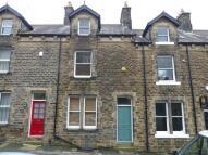 Terraced property in Hawksworth Street, Ilkley