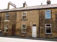 Terraced house in North Parade, Otley