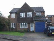 Detached house for sale in LEYBOURNE, KENT.