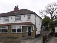 3 bedroom semi detached home in Netherfield Road...