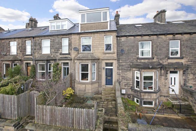 3 bedroom terraced house for sale in cambridge street guiseley ls20 for 3 bedroom house for sale in cambridge