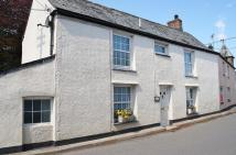 semi detached property in Fore Street, St. Teath...
