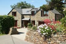 Detached house for sale in Treveighan, St Teath...