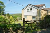 3 bed semi detached property in Paradise Road, Boscastle...