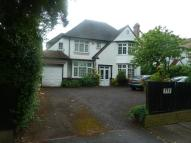 Detached house to rent in Pershore Road, Edgbaston...