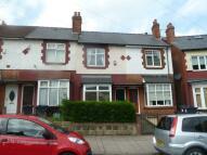 Terraced home to rent in SWINDON ROAD, Birmingham...