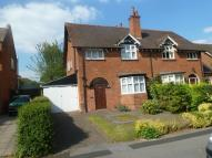 3 bed semi detached house to rent in LABURNUM ROAD...