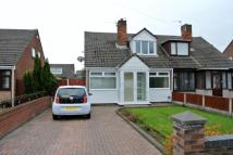 semi detached property in Deyes Lane, Maghull...