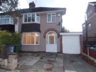 semi detached home to rent in Highfield Drive, Greasby...