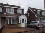 semi detached house to rent in Mersey Avenue, Maghull...