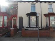 Terraced house in Olivia Street, Bootle...