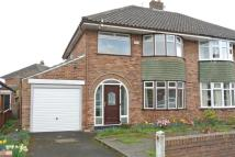 semi detached home in Penrith Crescent...