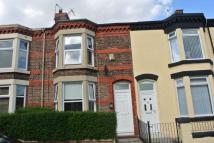 Terraced home in 6 Warbreck Avenue