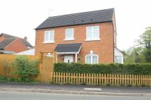 Detached property for sale in Oswestry