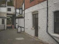Flat to rent in Oswestry
