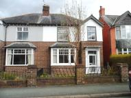 Oswestry semi detached house to rent
