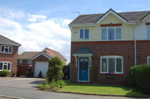 3 bedroom semi detached home to rent in Turnstone Drive...