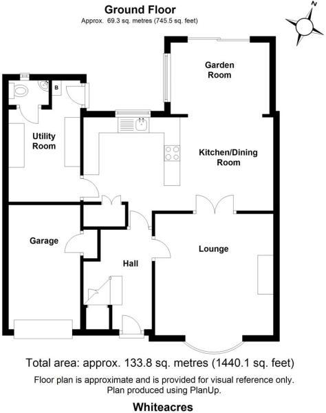 Whiteacres - Floor 0