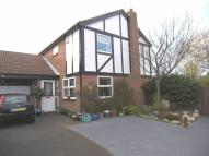 Detached house in Esher Gardens, Blyth