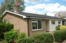 2 bedroom Bungalow in Radwell Road...