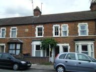 Terraced property in Palmerston Street...