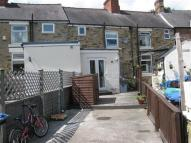 Terraced property in Percy Place, Lanchester