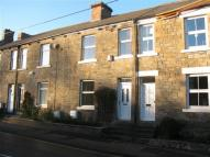 Terraced house in Greta Place, Lanchester