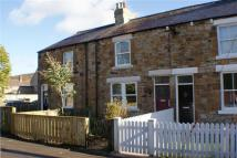 Terraced property in The Garths, Lanchester