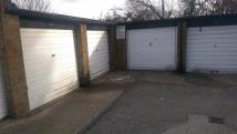 Garage in Redbridge Court  to rent