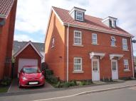 3 bed semi detached house in 10 Ensign Way, Diss...