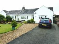 Semi-Detached Bungalow for sale in Garreglwyd, Benllech...