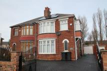 Croft Avenue semi detached house for sale