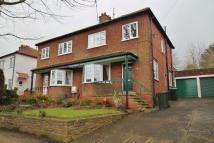 semi detached property for sale in The Avenue, Nunthorpe