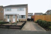 2 bed semi detached home for sale in Osprey Close, Crooksbarn...